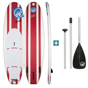 Air Sup 10'2 lightstripe + pagaie
