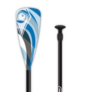 Pagaie vario 170-210 Carbon/Fiber S Blue 2015
