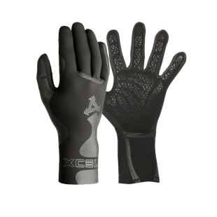 3MM 5 finger infiniti black - Glove / Gants