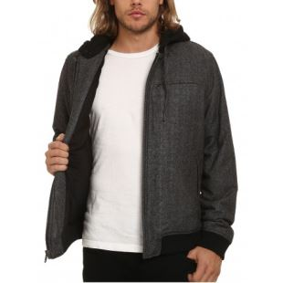 Knox Jacket Gris Anthracite