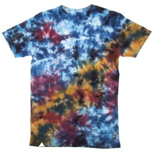 Electric Clouds SS Tee Royal