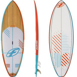 Madeiro Simple Bamboo 2015 - 8'5 et 8'8