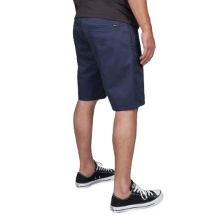 Short Carter Chino Indigo