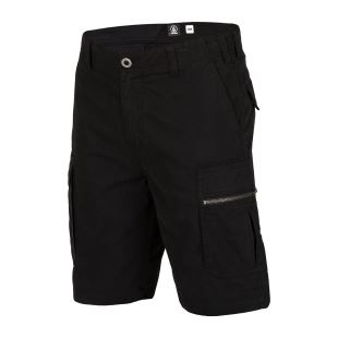 Cottonwood Cargo Short Blk