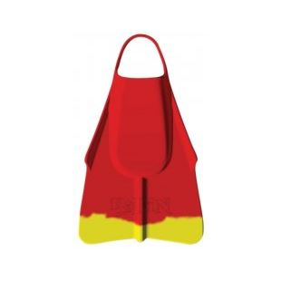 Palmes Lifeguard Bodyboard - RED/YELLOW