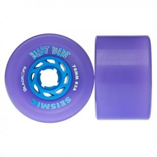 Blast Wave 78x50/83A Trans Purple