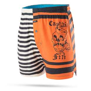 Essentials Captain Fin Blk