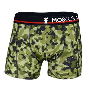 M25 Polyamide Camo Black Red
