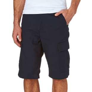 Regular Cargo Short Dark Navy