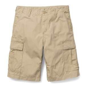 Regular Cargo Short Haze Rinsed