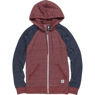 Meridian ZH Boy Oxblood Red