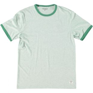 SS Holbrook Ringer T-shirt Mojito Heather
