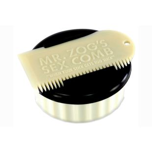 Wax Container and Comb