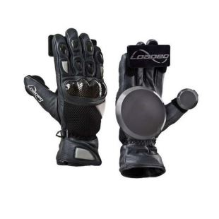 Advanced Race Gloves Black Gray