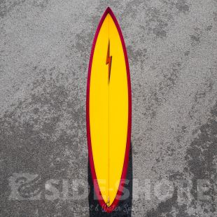 Lightning Bolt 7'10 single