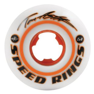 Ricta Wheels Speedrings  51mm Asta Wht  Org 81B