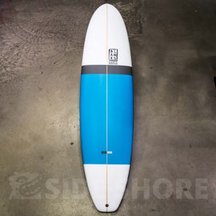 Big One tint - 7'2'' x 21'' 3/4 x 2'' 3/4 - 50 L - Thruster - FCS II