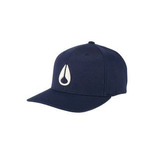 Deep Down FF Athletic Fit Hat All Navy Crea
