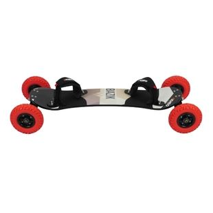 KHEO BAZIK v3 (8 inch wheels - 12mm channel trucks red tire)