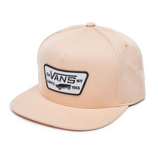 Full Patch Snapback Apricot Ice