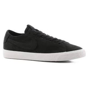 Zoom Blazer Low Decontructed Black Black