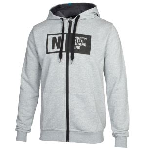 Zip Hoody Team - Pull North