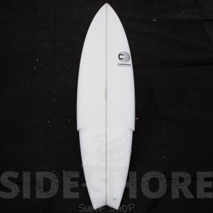 "The Sting - 6'2 x 20"" 3/4 x 2"" 3/4 - 39.8L - Thruster - Futures"