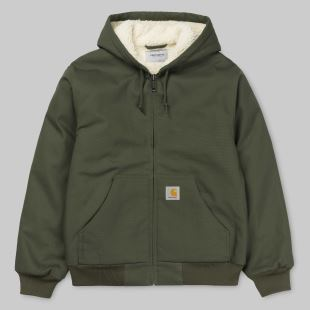 Active Pile Jacket Cypress