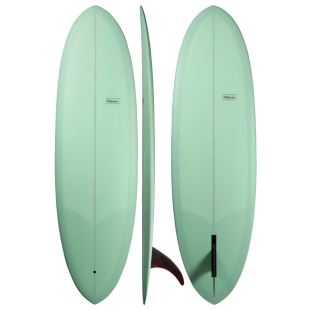 "Diamond Sea - Tint + Volan - 6'3 x 21"" x 2"" 7/8 - Single - Us Box"