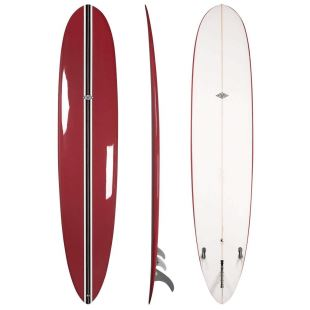 "Fireball Evo 2 - 9'6'' x 23'' 1/8 x 3"" 1/8 - 2+1 / US Box + Futures"