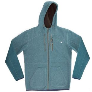 Mariners Jacket Navy Heather