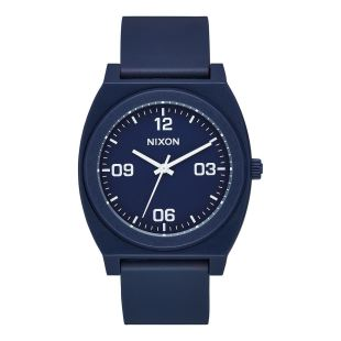 Time Teller P Corp Matte Navy White