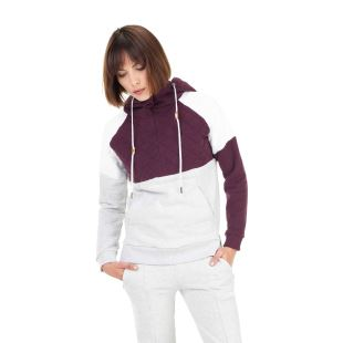 July Hoody Plum