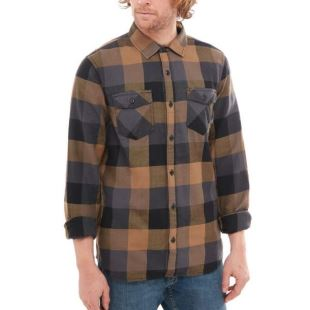 MN Box Flannel Dirty Blk