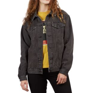 Perry Street Jacket Faded Black