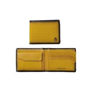 Arc Bi Fold Wallet Wheat