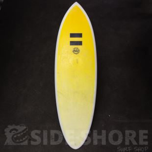 "Location Surf - Racer - 6'0 x 21"" x 2"" 9/16 - 37 L - Thruster"