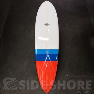 "Sumo - Color + Polish - 7'0 x 22"" x 2"" 7/8 - 2 +1 - Us Box + Futures"