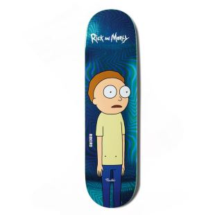 Deck R&M II Ribeiro Morty 8.1 Blue