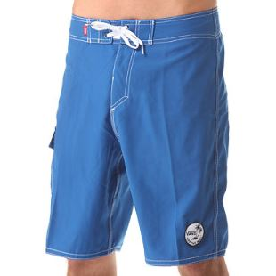 Off The Wall Boardshort Classic Blue